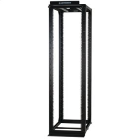 "MM20 4-Post Rack, 42""D adjustable, 8'H, 51 RU, tapped #12-24"