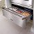 """Additional Renaissance 36"""" Epicure Warming Drawer, in Stainless Steel with Chrome Trim"""