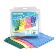 Oreck® Microfiber Cleaning Cloths