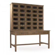Mog Cabinet & Table