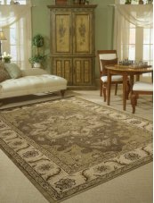 India House Ih66 Oli Rectangle Rug 27'' X 18''