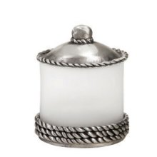 Roguery Large Jar with Pewter Lid