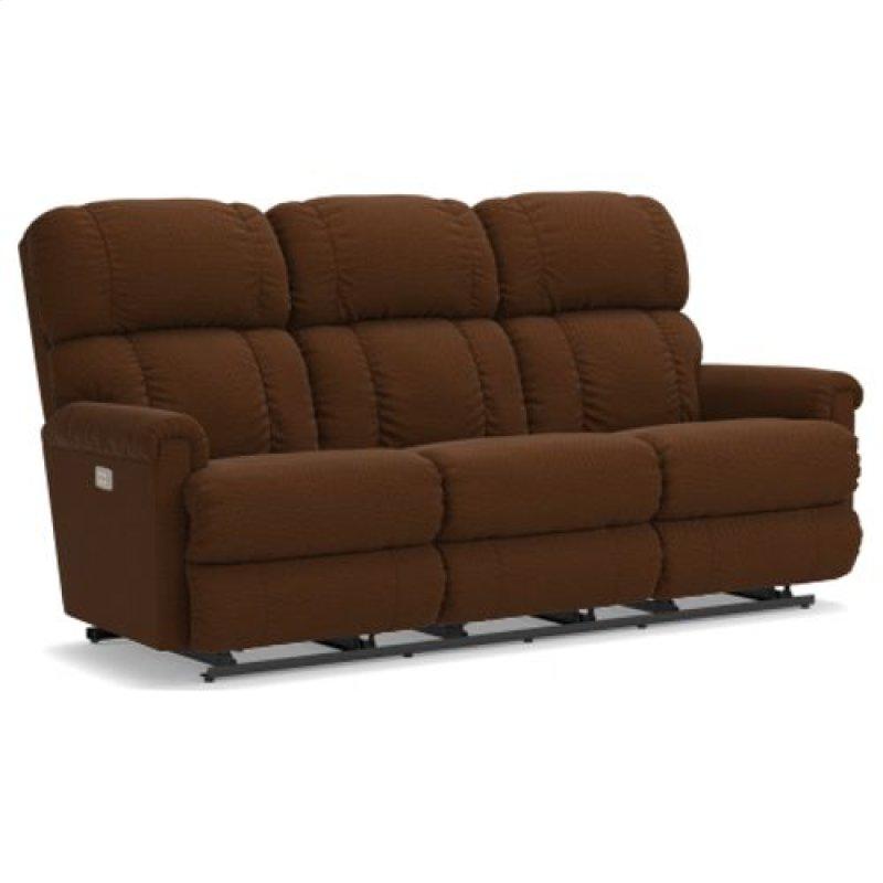 Pinnacle Reclinexrw Full Reclining Sofa