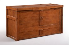Murphy Cube Cabinet Bed in Cherry Finish