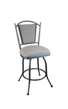 Durham B512H26S Swivel Back No Arms Bar Stool