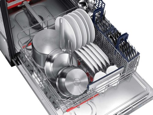RED HOT BUY-BE HAPPY! Top Control Dishwasher with Flextray