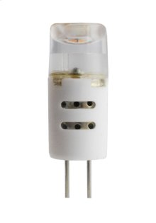 1.2W LED DC AC 12V 3000K CRI 80