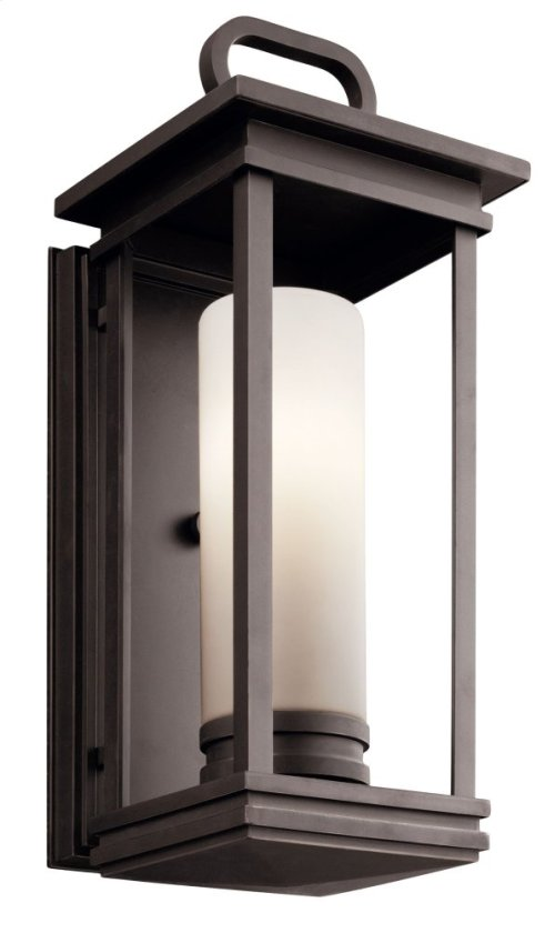South Hope 1 Light Wall Light Rubbed Bronze