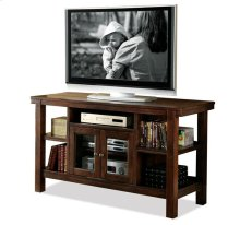 Castlewood Console Table Warm Tobacco finish