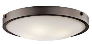 Lytham 4 Light Flush Mount Olde Bronze®