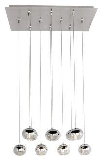 Zing 10-Light RapidJack Pendant and Canopy