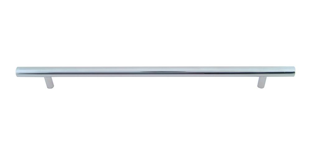 Linea Rail Pull 9 1/16 Inch (c-c) - Polished Chrome