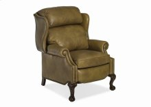 Sterling Bustle Back High-Leg Recliner