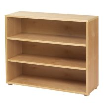 Low Bookcase : Natural