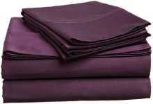 Queen Size Sheets Purple