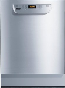 PG 8056 U [240V] Built-under fresh water dishwasher ADA compliant, with baskets for hotels, restaurants and catering companies.