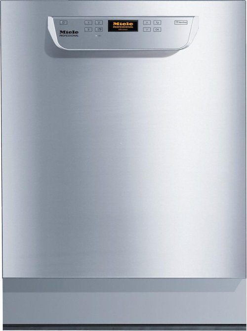 PG 8056 U [208V] Built-under fresh water dishwasher ADA compliant, with baskets for hotels, restaurants and catering companies.