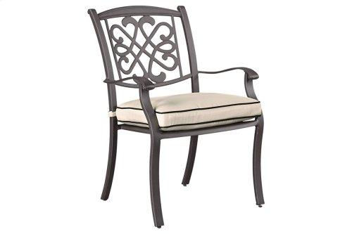 Chair with Cushion (4/CN)