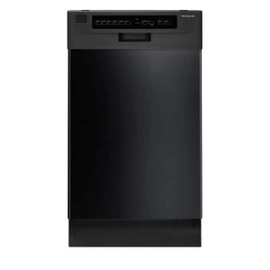 18'' Built-In Dishwasher - BLACK