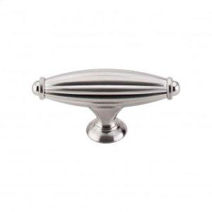 Tuscany T-Handle 2 5/8 Inch - Brushed Satin Nickel