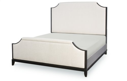 Symphony Upholstered Bed, CA King 6/0