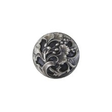 Florid Leaves - Antique Pewter