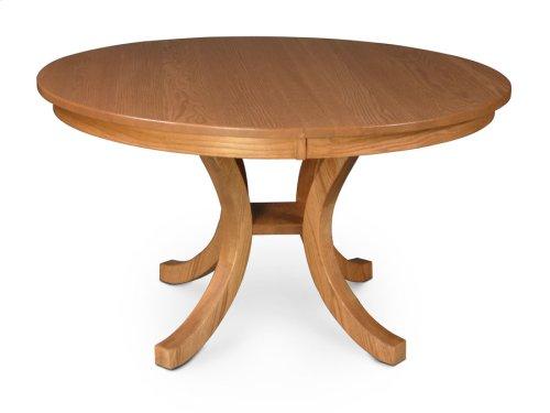 Loft II Round Table, 1 Leaf