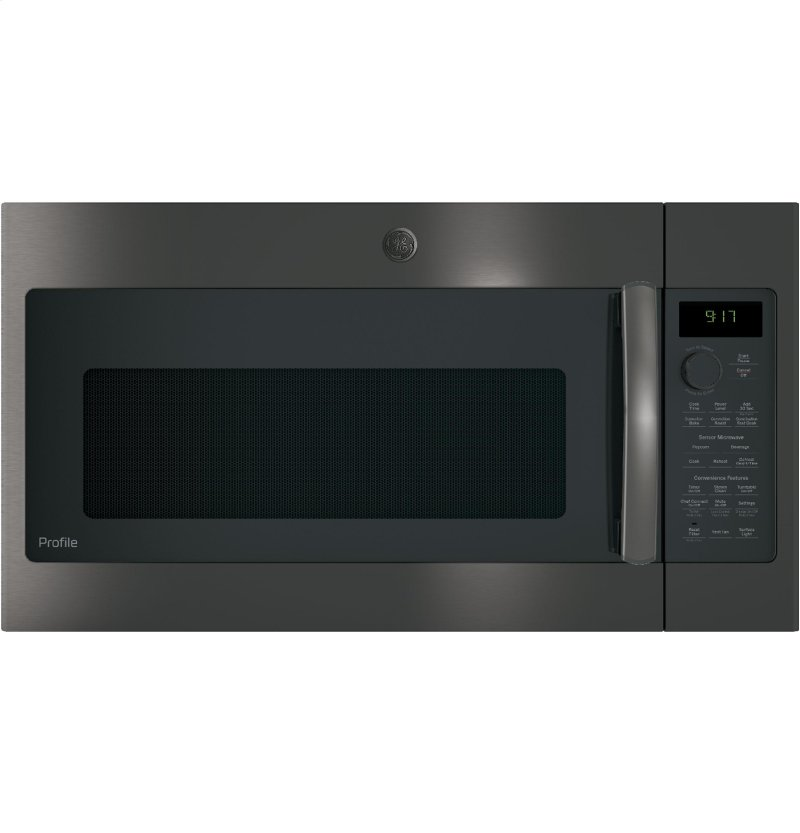 Ge Profile Series 1 7 Cu Ft Convection Over The Range Microwave