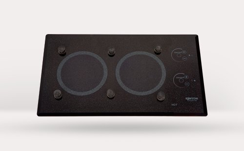 120V Portrait Lite-Touch Q® 2 Burner Trimline with PUPS