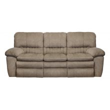 CATNAPPER 62401-2792-26PRS Reyes Power Lay Flat Reclining Sofa
