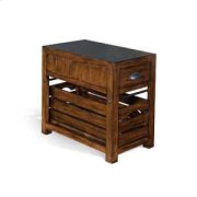 Canyon Chair Side Table Product Image
