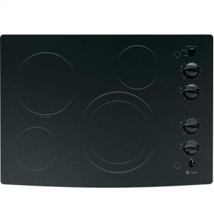 "GE Profile™ Series 30"" Built-In Electric Cooktop- Out of Carton"