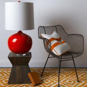 "Linen Stripe LS-004 18"" x 18"" Polyester Filler"