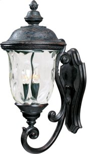 Carriage House VX 3-Light Outdoor Wall Lantern