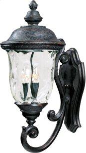 Carriage House VX 3-Light Outdoor Wall Lantern