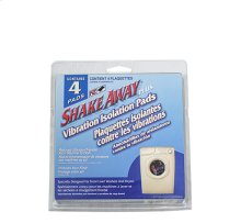 Smart Choice Shake Away Plus Vibration Isolation Pads