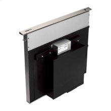"""30"""", Stainless Steel, Downdraft External Blower, Choice of Optional Exterior or In-line Blowers Sold Separately"""