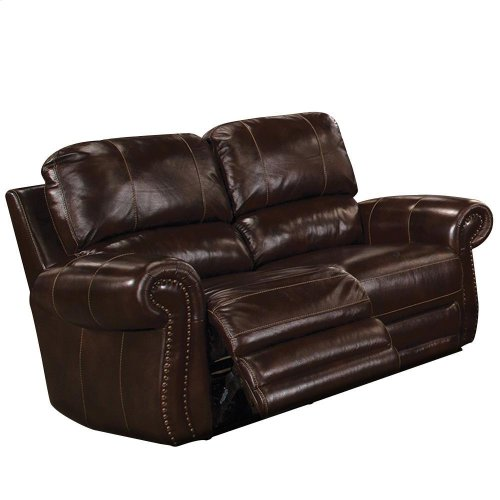Thurston Havana Power Loveseat