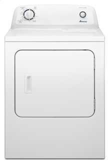 6.5 cu. ft. Top Load Electric Dryer with Automatic Dryness Control