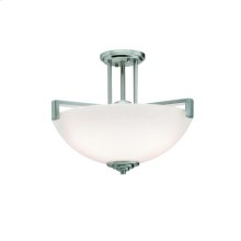 Eileen Collection Semi Flush 3Lt NI
