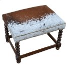 Ottoman Cowhide Product Image