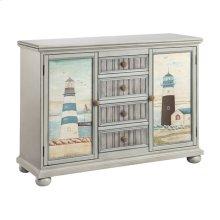 Hatteras 2-door 4-drawer Cabinet
