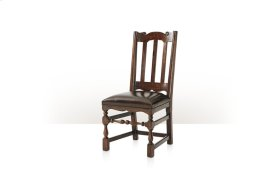 Country Seat Sidechair, #plain# - Upholstered