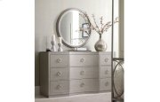 Cinema by Rachael Ray Round Mirror Product Image