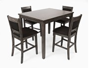 Greyson Heights 5 Pack - Counter Height Table With 4 Stools Product Image