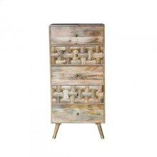 Clio 5-Drawer chest