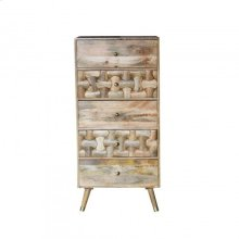 Clio 5-Drawer chest