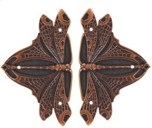 Dragonfly - Antique Copper