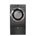 ElectroluxFront Load Perfect Steam Electric Dryer with Instant Refresh and 8 cycles - 8.0 Cu. Ft.