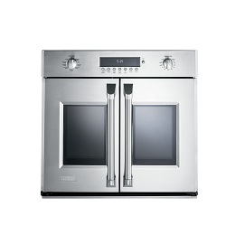 "GE Monogram 30"" Professional French-Door Electronic Convection Single Wall Oven"